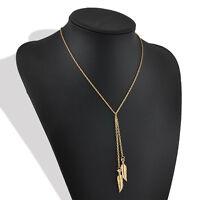 Hot Multi Layer Celebrity Fashion Women Jewelry Long Chain Necklace Jewelry Gift