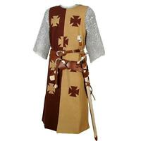 Kingdom Of Heaven Ibelin Tabard - Perfect For Re-enactment Stage LARP & Costume
