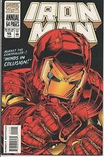 MARVEL COMICS THE INVINCIBLE IRON MAN ANNUAL #15 January 1994 NM