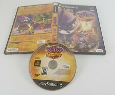 Spyro: A Hero's Tail (Sony PlayStation 2, 2004) PS2 Game and Box - Tested