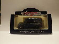 LLEDO VANGUARDS - DG64 001 1950 BEDFORD AMBULANCE - DURHAM COUNTY AMBULANCE #36