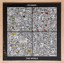 "MR DOODLE vinyl Sylvano ""This World"" LP MrDoodle In hand ! hand /300 EP"