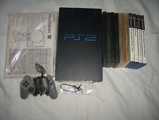 Playstation 2 mit 11 Spielen <<< Sony <<<