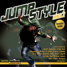 CD jumpstyle Dance 2 de various artists 2cds