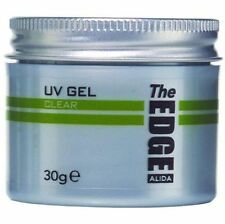 The Edge UV Nail GEL Clear 30g Self Levelling 50 Lint Wipes