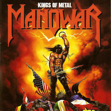 Manowar ‎– Kings Of Metal CD NEW