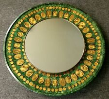 Vintage Piero Fornasetti Roman Wall Decor Mirror Made in Milan, Italy 1950s RARE