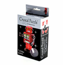 3D Crystal Puzzle - Robot