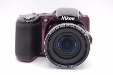Nikon CoolPix L830 16.0MP 7.6cm écran appareil photo numérique - Prune