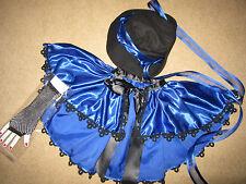 Victorian regency caroling costume bonnet CAPE accessories Dickens Edwardian