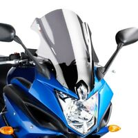 YAMAHA XJ6 DIVERSION F 2010 > PUIG SCREEN SMOKE TOURING WINDSCREEN