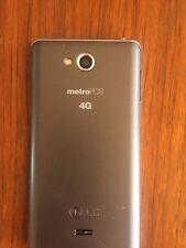 LG  LGMS870 - 4GB - Black - MetroPCS