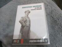 "DVD NEUF ""MONSIEUR MR VERDOUX"" Charles (Charlie) CHAPLIN"