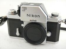 NIKON F Photomic FTn