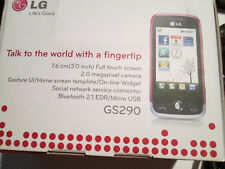 LG GS 290  Touch Display Simfrei  Lader  super ok gebr 348 X