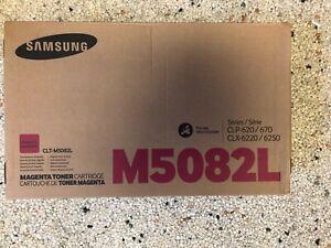 Samsung CLT-M5082L Magenta Toner New & Boxed Price includes Vat