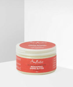 Shea Moisture Red Palm Oil & Cocoa Butter Reshaping Shine Butter w/ Flaxseed Oil