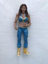 Raro WWE Mickie James MATTEL BÁSICO SERIE 3 figura de lucha Diva
