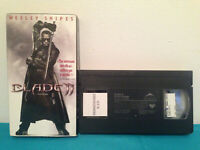 Blade II VHS tape & sleeve FRENCH