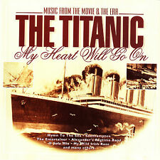 TITANIC - MUSIC FROM THE MOVIE AND THE ERA (1998) GSS 5170  *AUSTRALIAN SELLER*
