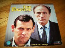 THE FUGITIVE VOLUME 3 Laserdisc LD VERY GOOD CONDITION RARE VOLUME THREE III