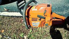 Husqvarna 372xp chainsaw