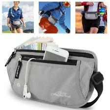 ATailorBird Anti-theft RFID Waist Bag Wallet Pouch Travel Money Belt Holder AU
