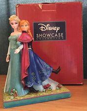 Disney Traditions Frozen Sisters Forever Figurine Walt Disney Showcase Enesco