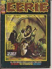 Warren Eerie #63 Esteban Maroto Berni Wrightson  Fantasy Adventure Horror