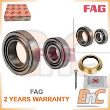 FAG FRONT WHEEL BEARING KIT FORD OEM 713678500 5025899