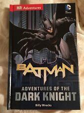 DK Adventures BATMAN Adventures Of The Dark Knight by Billy Wrecks DC Comics NEW