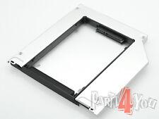 Secondo HD-Caddy dischi rigidi quadro 2nd HDD SSD Apple MacBook Pro Unibody 2010