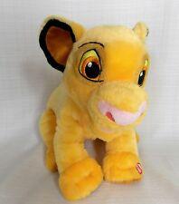 Lion King Simba Disney Plush Talking Roaring 12 inch Stuffed Animal Hallmark