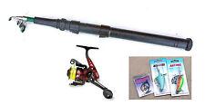 Lineaeffe telescopic Pike  Plug Starter kit  RE037B/ROD050