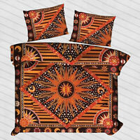 Indian Mandala Doona/Quilt/Duvet Cover Set Double/Queen/King Size Bedding Set
