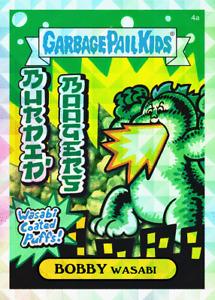 Garbage Pail Kids BOBBY WASABI Prism - Digital NFT Card - Mint #424 RARE!