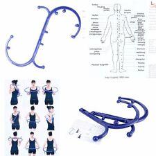 Self Massage Tool Bundle: Body and Back Buddy Trigger Point Massage Tool