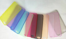NEW - CLEAR - iPhone 5 & 5s cover case protection BRAND NEW