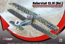 MIRAGE HOBBY® 481314 Halberstadt CL.IV Roland Long Fuselage Version in 1:48