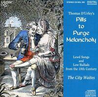 City Waites - Songs & Ballads O F the 18th Century [New CD]