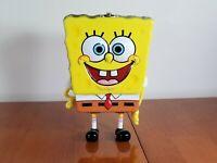 Spongebob SquarePants Popcorn Tin from 2002 Lunch Box