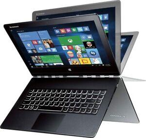 """RB Lenovo Yoga 3 Pro-1370 13.3"""" WQHD+ 2-in-1 Touch 1.1GHz M-5Y70 8GB 256GB SSD"""