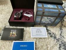 SEIKO Monster Hunter 15th Anniversary Wrist Watch Limited 1000 LIOLAEUS SBPY155