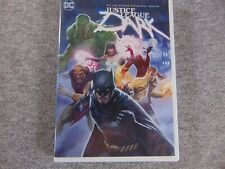 New listing justice league dark dvd