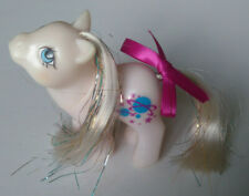 G1 My Little Pony UK/Euro Exclusive Starlight BABY NIGHTSONG Vintage MLP 1980's
