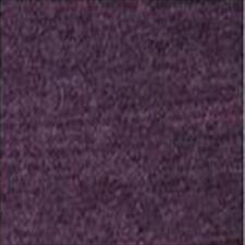 Modern Chelsea Matching Buttons Headboard in Turin Fabric & 24 Inch Height Purple 5ft Kingsize
