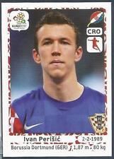 PANINI EURO 2012- #389-HRVATSKA-CROATIA-BORUSSIA DORTMUND-IVAN PERISIC