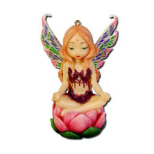 Lotus Fairy Faery Ornament Jasmine Becket-Griffith Strangeling faerie