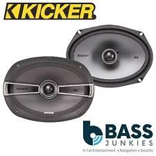 "KICKER KSC694 2 Way 6x9"" inch 300 Watts a Pair Car Van Parcel Shelf Speakers"