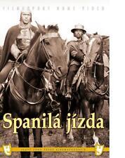 Spanila jizda (Hussitenritt) DVD (box) Czech historical drama movie 1963